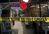 В мечети во время намаза прогремел взрыв