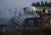 В Швеции задержали поджигателя мечети