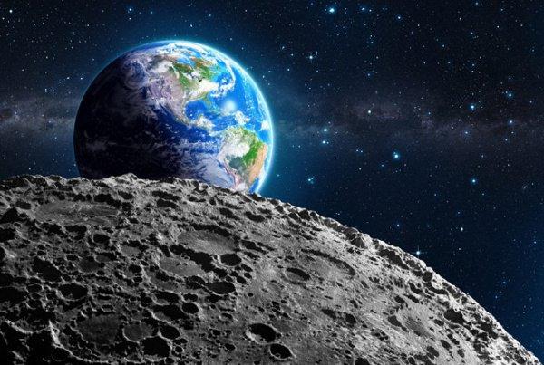 Международная окололунная станция появится не раньше 2024 года