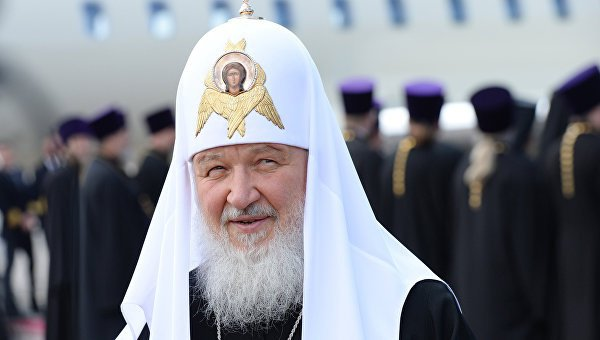 Патриарх Кирилл прилетит вУзбекистан 29сентября