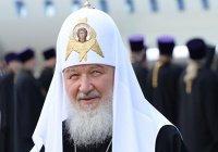 Патриарх Кирилл встретится с мусульманскими лидерами Узбекистана