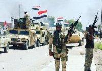 Парламент Ирака отправил войска в провинции, занятые курдами