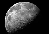 В Сан-Франциско напечатали Луну (ВИДЕО)
