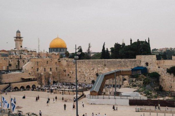 Израильские спецслужбы предотвратили теракт на Храмовой горе.