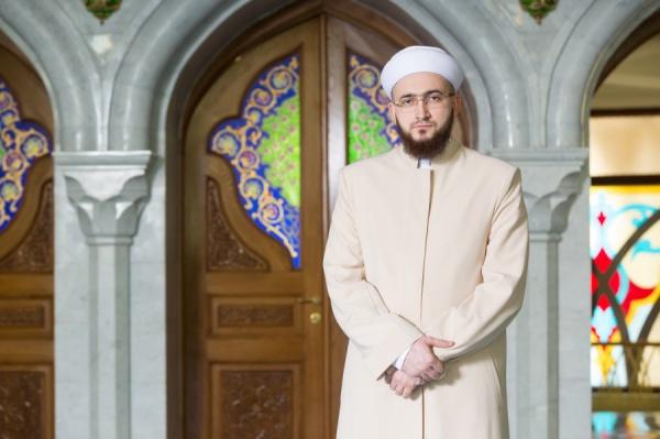 Поздравление муфтия Татарстана с Днем Ашура