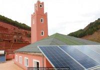Мечеть обеспечила электричеством целое село