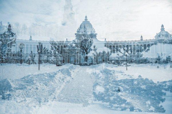 Туристы бронируют проживание в городе Казани на новогодние каникулы примерно на 3,5 ночи