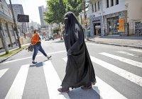 Запрет на ношение паранджи вступил в силу в Австрии