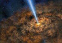 В НАСА рассказали о загадочном объекте из черной дыры