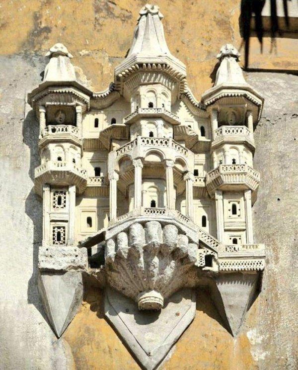 Птичий дворец