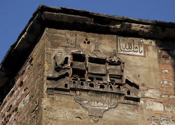 Падишахи разводили птиц, строили в своих дворцах для них отдельные комнаты.