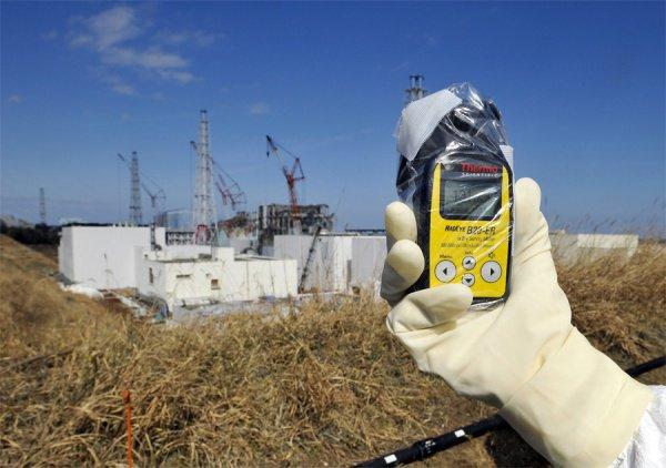 В пляжном песке и подземных водах было найдено огромное количество радионуклидов и радиоактивного цезия-137