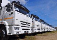 Туркменистан закупит у КАМАЗа 250 грузовиков