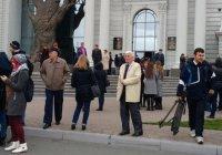 В Казани эвакуируют здания министерств, ведомств и школ