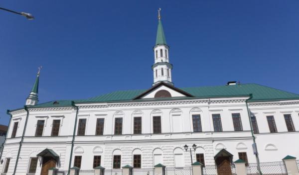 Галиевская мечеть, Казань.