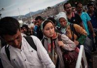 ООН подсчитала количество беженцев в 2017 году