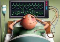 В больнице Набережных Челнов лечат музыкой