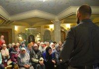 """""""Мусульманская семья - это источник спокойствия и наслаждения жизнью"""""""