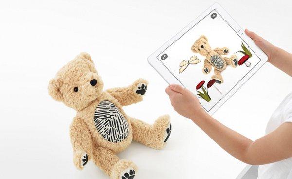 AR-взаимодействие происходит посредством фирменного приложения Parker