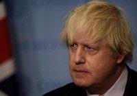 Борис Джонсон оказался в центре скандала после шутки о «трупах в Ливии»