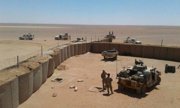 США препятствуют ликвидации боевиков ИГИЛ в Сирии