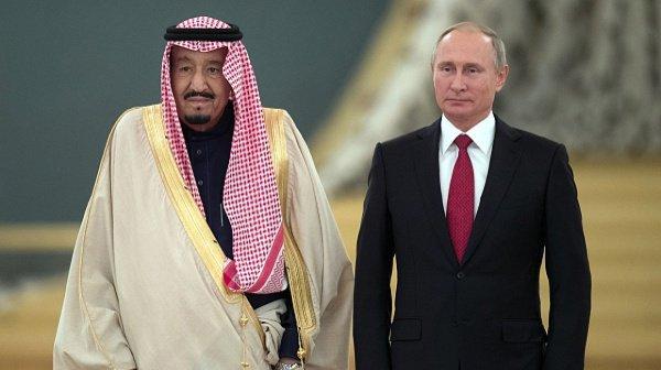 Ранее президент России назвал беседу с монархом предметной и содержательной