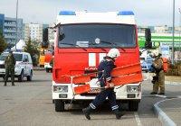 Казань снова массово эвакуируют
