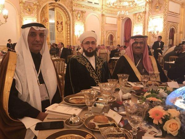 Муфтий Татарстана встретится сКоролем Саудовской Аравии