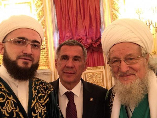 Муфтии Российской Федерации встретятся скоролем вСаудовской Аравии