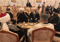 Муфтий РТ посетил государственный обед в честь короля Салмана