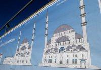 Ускорены темпы строительства соборной мечети в Крыму
