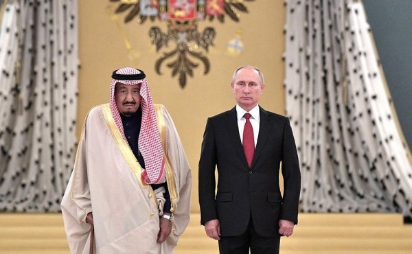 РФ и Саудовская Аравия договорились о производстве автоматов Калашникова