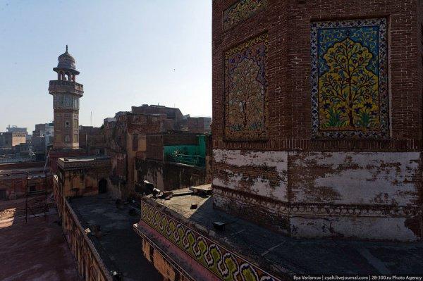 Как выглядит мечеть, которой 400 лет?