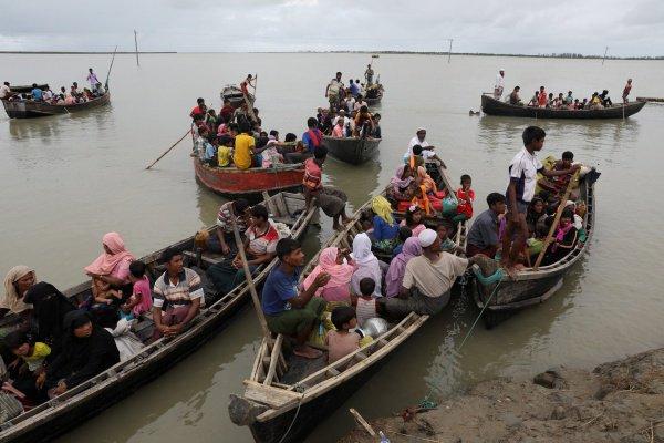Власти Бангладеш сообщили о 8 спасенных мусульманах
