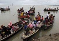 Лодка с мусульманами из Мьянмы затонула у берегов Бангладеш