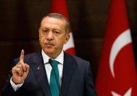 Эрдоган обвинил Запад в поддержке ИГИЛ
