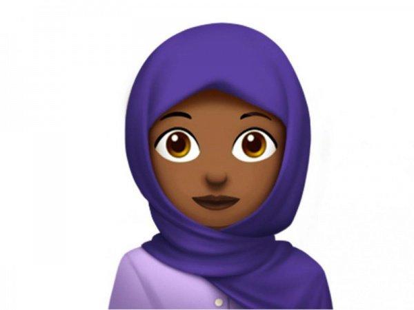 Эмодзи в хиджабе будет доступно пользователям iPhone после обновления iOS 11.1