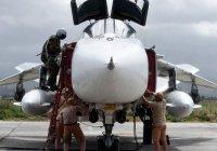 В Сирии потерпел крушение российский Су-24