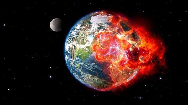 Планеты достигнет волна солнечного ветра, что станет причиной новой магнитной бури