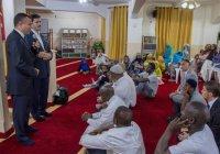 Турция помогла мусульманам в Бразилии