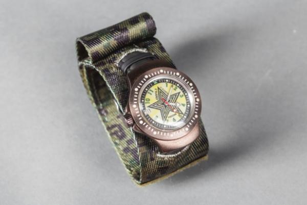 Планируется, что часы станут составной частью новой боевой экипировки военнослужащих