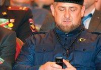 Кадыров поблагодарил Дурова