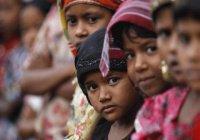 Дети рисуют геноцид мусульман-рохинья (ФОТО)