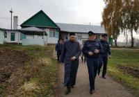 Муфтий Татарстана встретился с осужденными