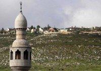 В Палестине запретили азан