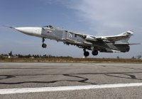 СМИ раскрыли детали крушения Су-24 в Сирии