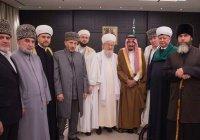 Муфтий Татарстана получил подарок от саудовского короля
