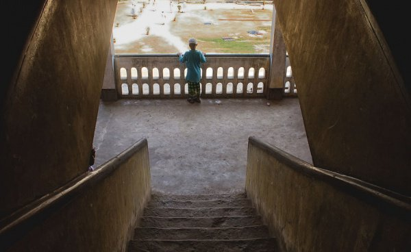 10 фотографий о том, каково быть учеником медресе