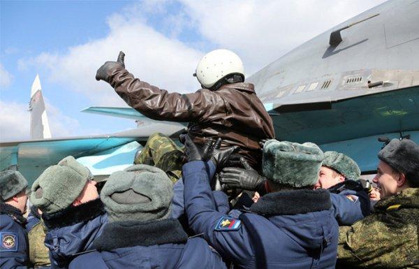 Большинство россиян высказываются за продолжение операции ВКС России против террористов в САР