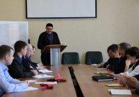 В Казани проходят курсы для работников УФСИН